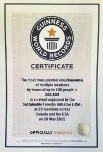 SFI World Record