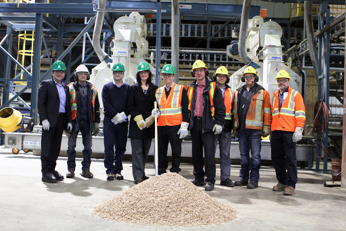 Resolute Thunder Bay Pellet Plant