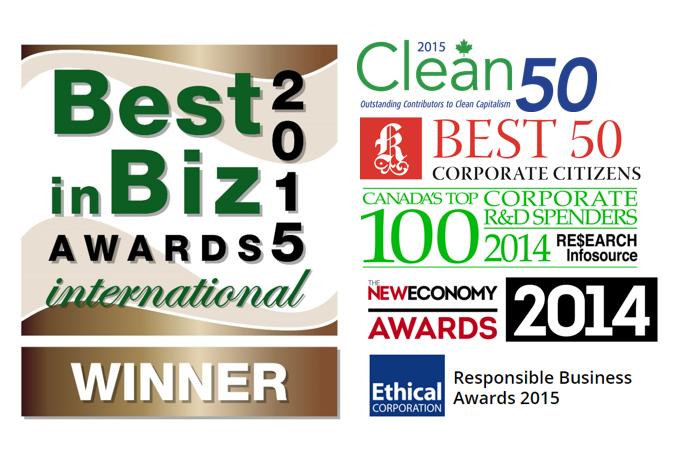 Best in Biz Awards 2015
