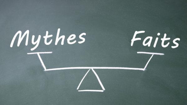 Mythes vs faits