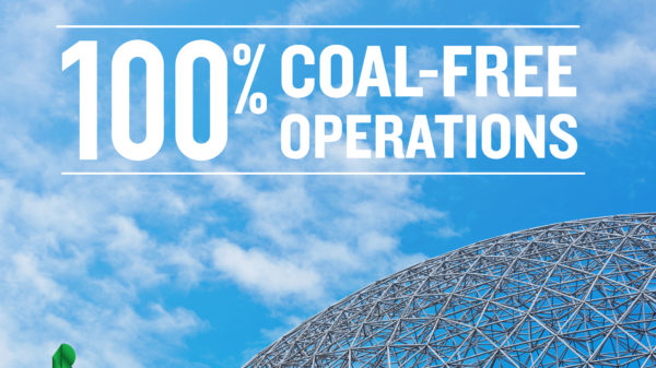 Resolute's coal-free operations