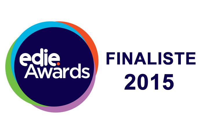 Finaliste 2015 Edie Awards