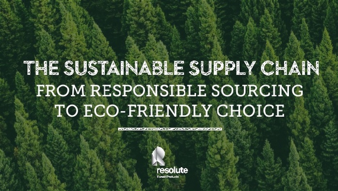 Resolute Sustainable Supply Chain - slideshare
