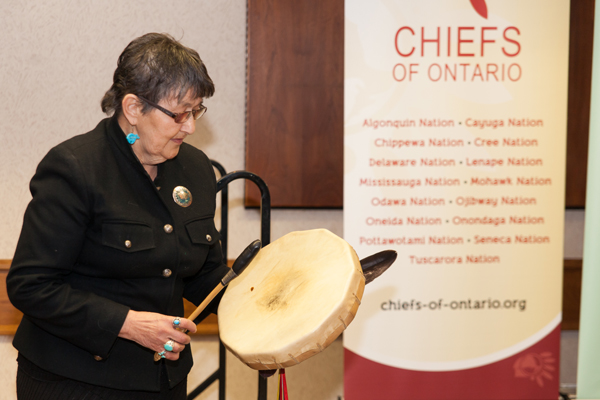 Partnerships with First Nations