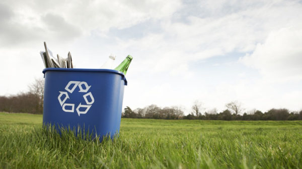 Reduced landfill waste