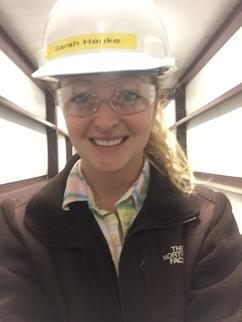 Sarah Henke - ingénieur chez Produits forestiers Résolu