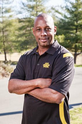 Jonathan Porter - 100 Black Men of America