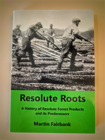 Resolute Roots - Book