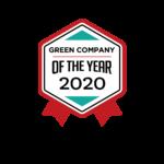 BIG Awards Green Company of the Year logo