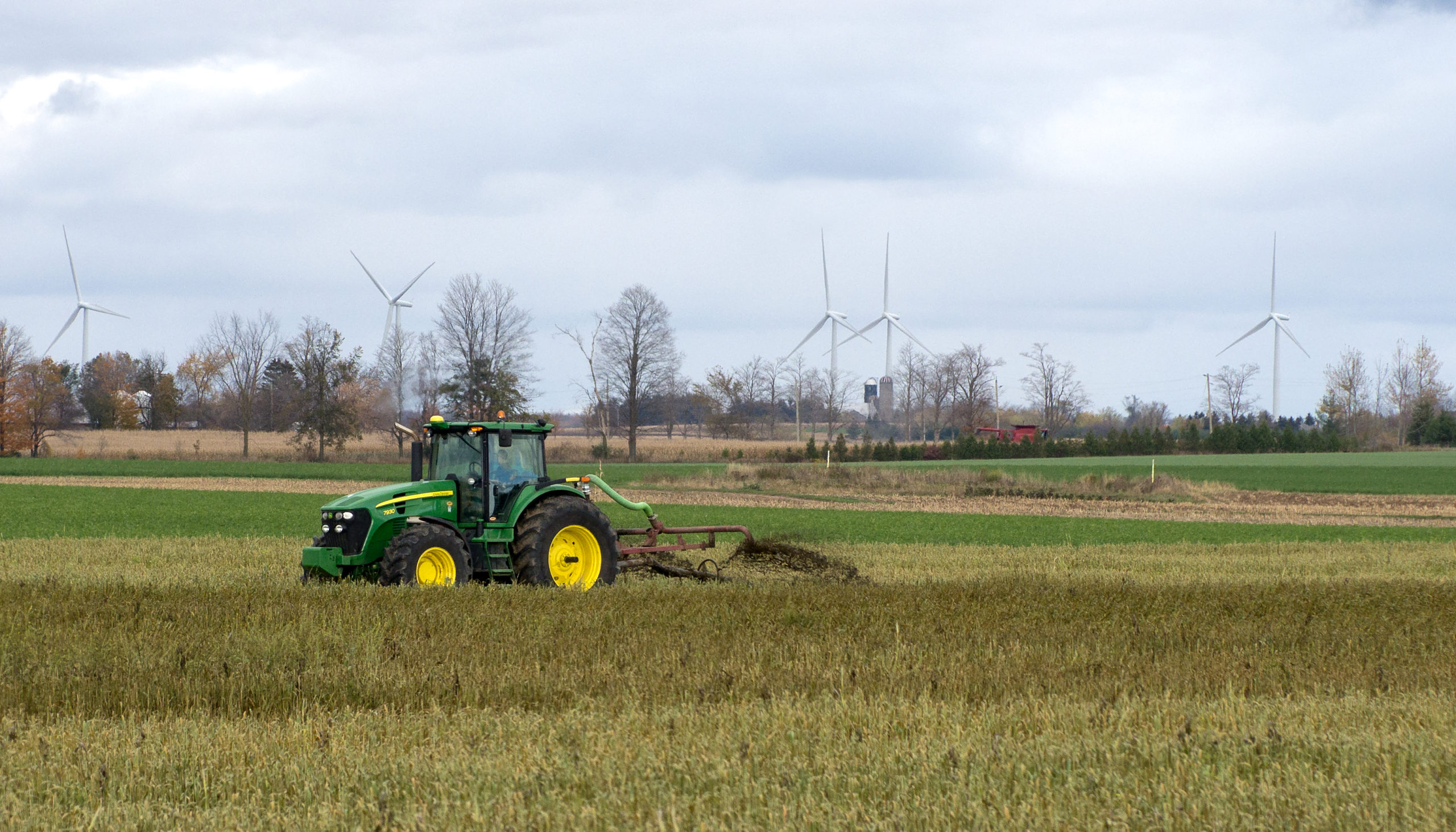 From Forest to Farm: Resolute Reduces Waste through Land Spreading