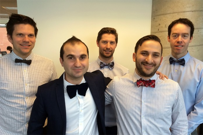 Resolute bowties