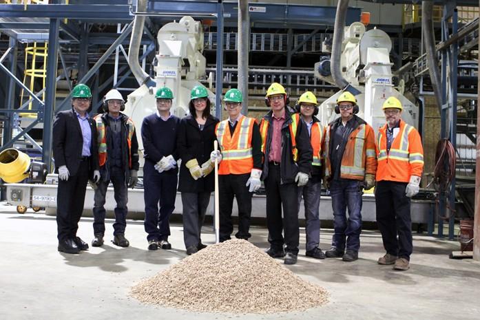 Resolute Thunder Bay Pellet Plant
