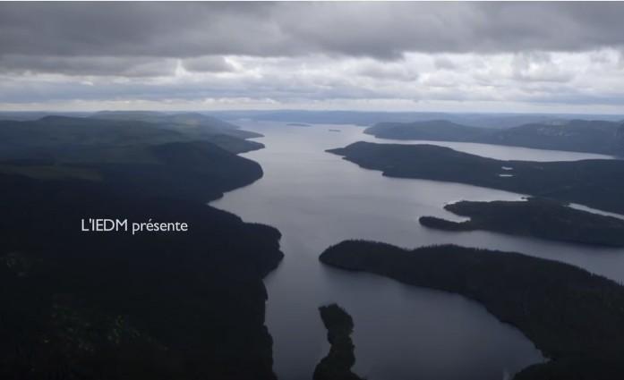 Vidéo de l'IEDM sur la protection du caribou