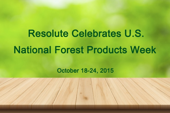U.S. National Forest Products Week
