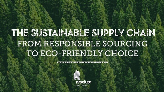 Resolute Sustainable Supply Chain - slideshare