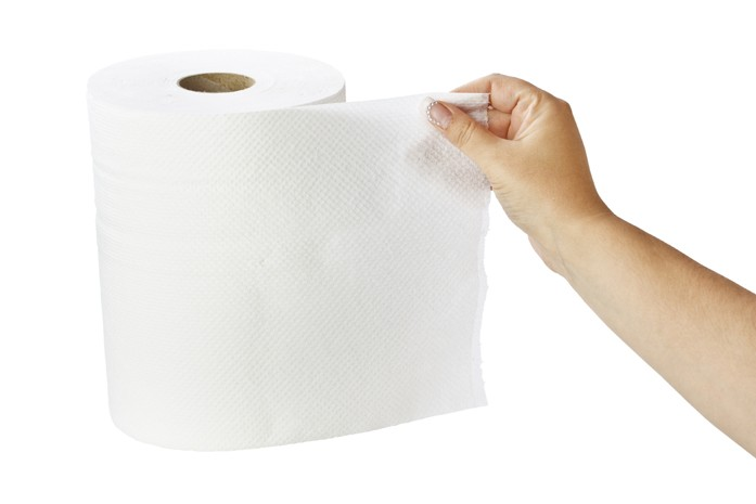 Resolute paper towel